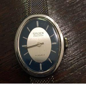 Vintage Gruen Watch